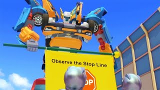 TOBOT English | 117 Tails and Tailpipes | Season 1 Full Episode | WildBrain Superheroes