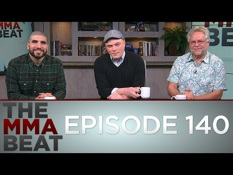 The MMA Beat: Episode 140
