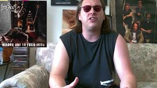 Dying Fetus - WRONG ONE TO FUCK WITH Album Review