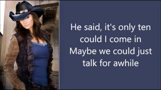 Watch Terri Clark Better Than You video