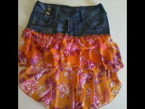 DIY Recicla Tu Pantalon!!!!!     DIY Recycle Your Pants!!!!