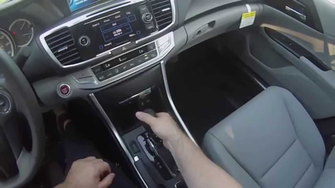 2015 Honda Accord Exl Pov Review Youtube