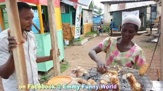 Emmy the maize seller. I can't stop laughing
