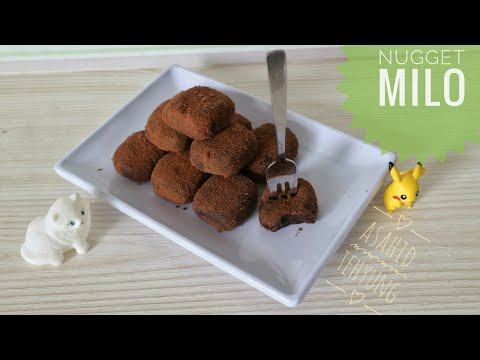 How To Make Milo Nugget