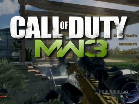 MW3 - Death Reaction Montage 11!  (Funny MW3 Moments)