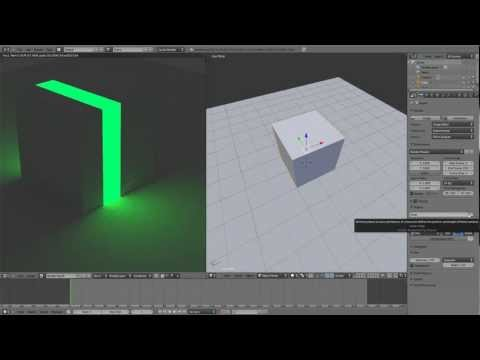 Getting Started With Blender Part6 (Rendering And Lighting)