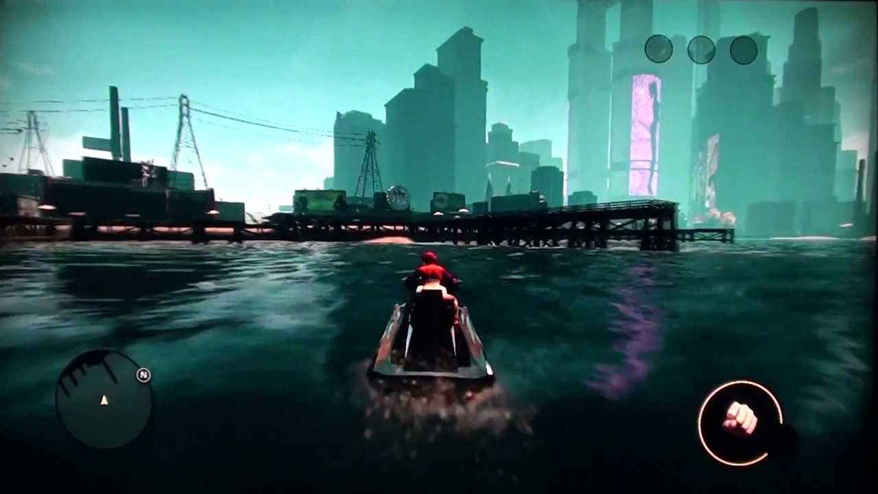saints row 4 how to get unlimited sprint