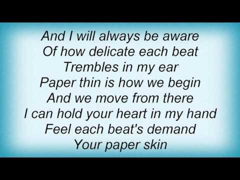 Leona Naess - Paper Thin