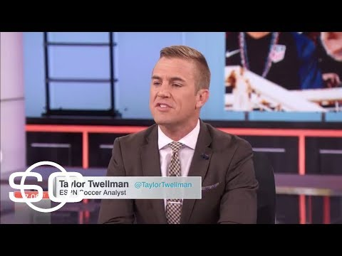"Taylor Twellman calls out the United States men's soccer team, saying there's an ""arrogance"" to Bruce Arena's actions, and that ""there were signs"" that the World Cup qualifying failure might..."