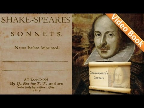 Shakespeare's Sonnets Audiobook By William Shakespeare video