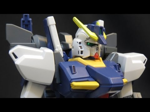 HG Build Gundam Mk-II (2: Parts) Build FIghters Iori Sei's Custom Gunpla model review ガンプラ
