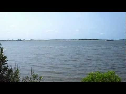 Southport NC - Harbour - Cape Fear River