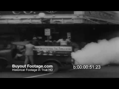 The Fog Truck Ddt Spraying In Texas Memories Youtube