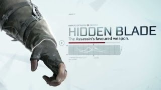 Assassin's Creed 3 Hidden Blade !!!