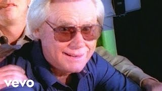 Watch George Jones Honky Tonk Song video