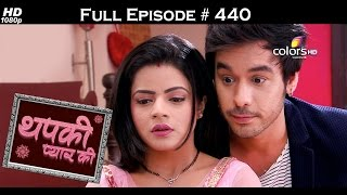 Thapki Pyar Ki - 23rd September 2016 - थपकी प्यार की - Full Episode HD