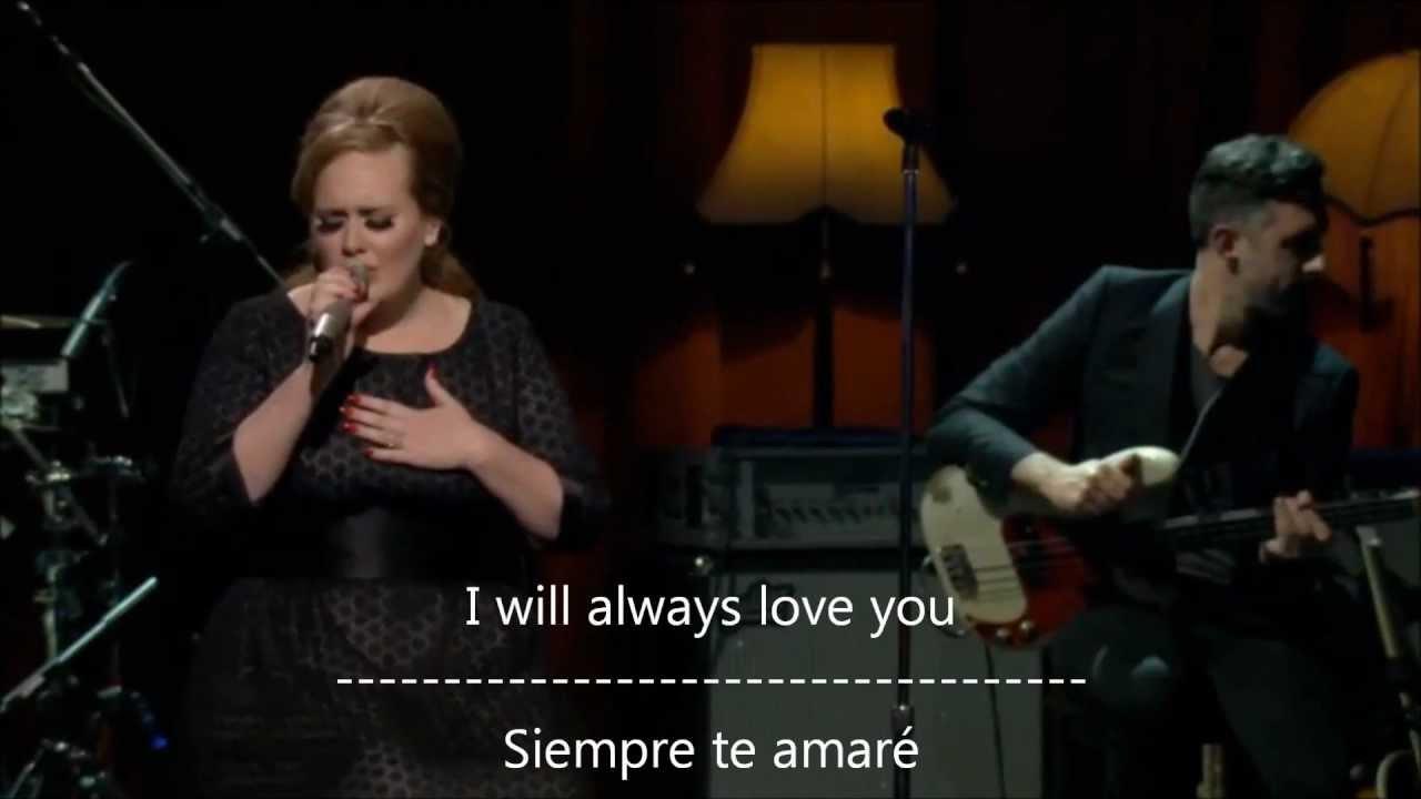 Lovesong-Adele (subtitulos en