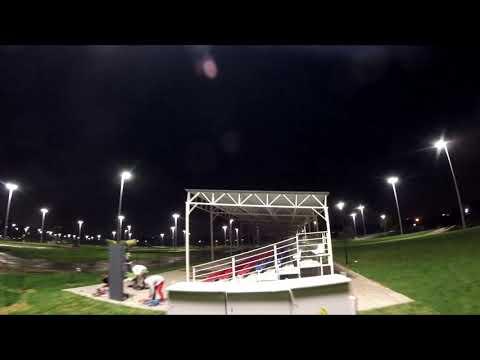 Фристаил в парке технических видов спорта