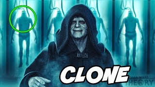 Why Palpatine Did NOT Clone Himself in Episode 9 - Star Wars Theory