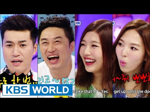 Hello Counselor - Kim Jongmin and Red Velvet! (2014.09.22)
