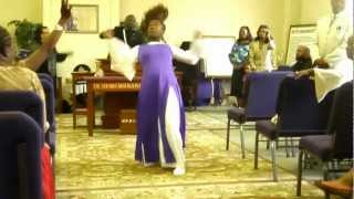 Greater is Coming Praise Dance