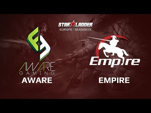 Aware vs Empire, Star Series Europe, Day 23 Game 2