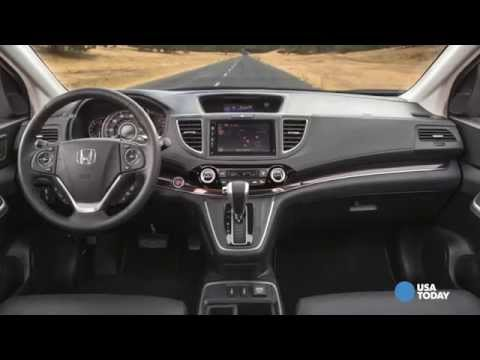Top features in the new 2015 Honda CR-V
