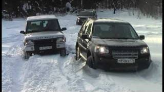 Land Rover Club Екатеринбург-Челябинск - part 1