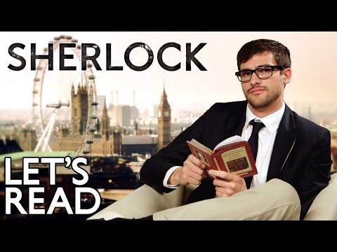 LETS READ - ADVENTURES OF SHERLOCK HOLMES