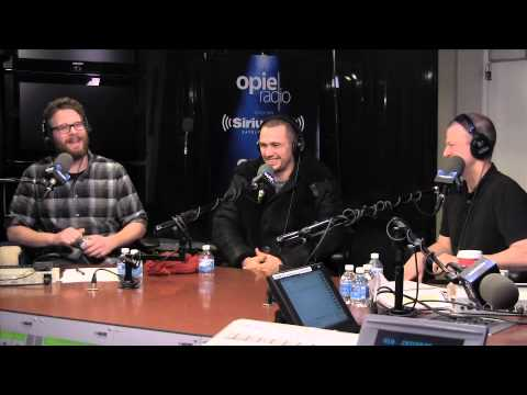 Seth Rogen and James Franco on Sony Hack, The Interview - @OpieRadio