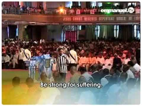 Warfare Is Necessary 1 Powerful Sermon From T.b. Joshua video
