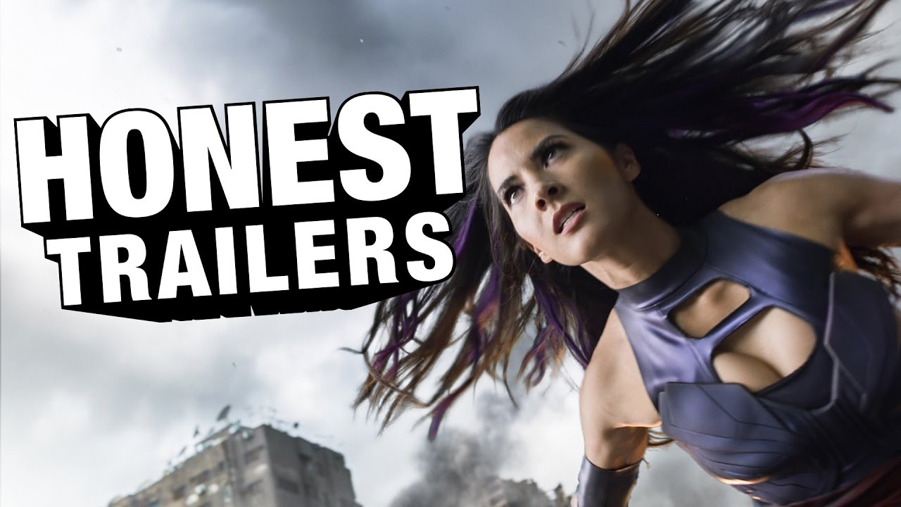 X-Men Apocalypse Gets An Honest Trailer