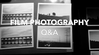WHY FILM PHOTOGRAPHY???! Q&A (VLOG #145)