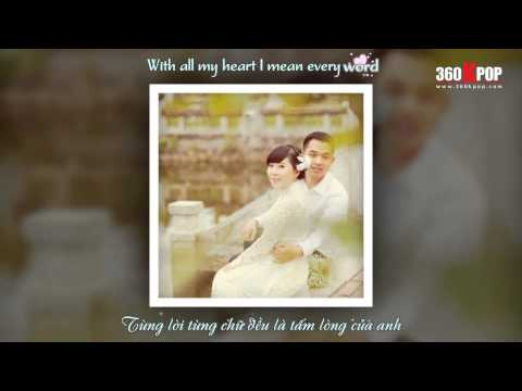 [vietsub + Kara] Shane Filan - Beautiful In White [360kpop] video