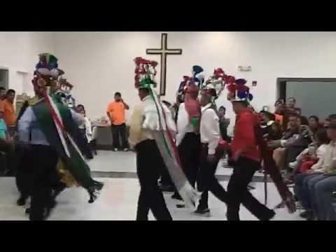 Danza De Tres Colores