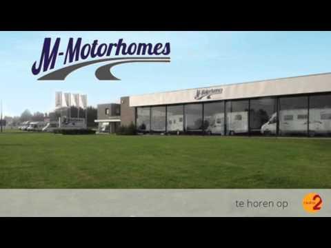 Radioreclame - M-Motorhomes - Radio 2 proxispots