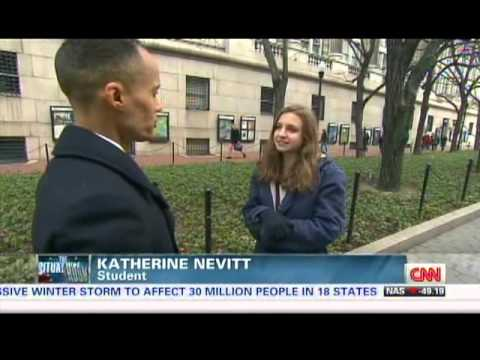 CNN The Situation Room - Columbia University FroSci