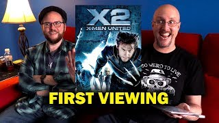 X2: X-Men United - First Viewing