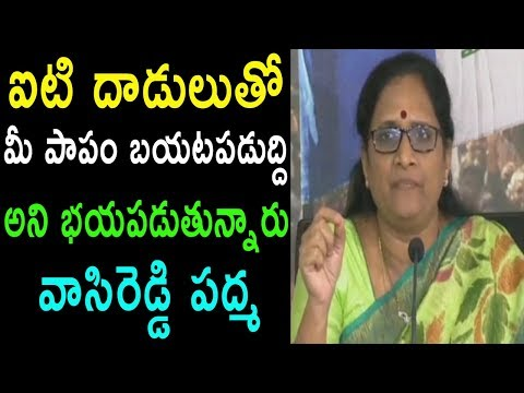 YSRCP Leader Vasireddy Over IT Raids In Ap TDP Party Leaders | Yellow Media ABN | Cinema Politics