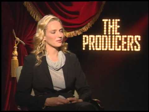 Uma Thurman The Producers