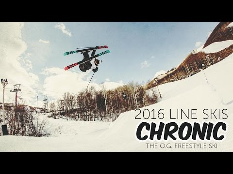 The 2016 LINE SKIS Chronic