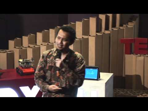 TEDxUI - Wisnu Jatmiko - Indonesia Untapped Research Potential