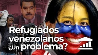 Venezuela, ¿el mayor éxodo del s.XXI? - VisualPolitik