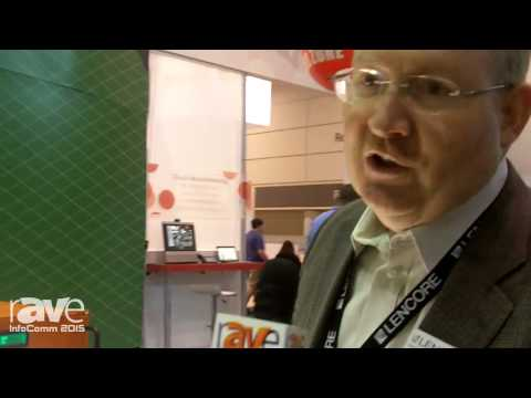InfoComm 2015: Lencore Tells rAVe What Sets Them Apart and Details Their Control Systems