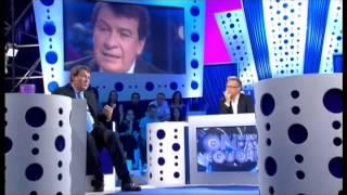 Xavier Darcos - On n'est pas couché 10 octobre 2009 #ONPC