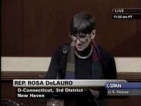 Rep. DeLauro On Protecting Children