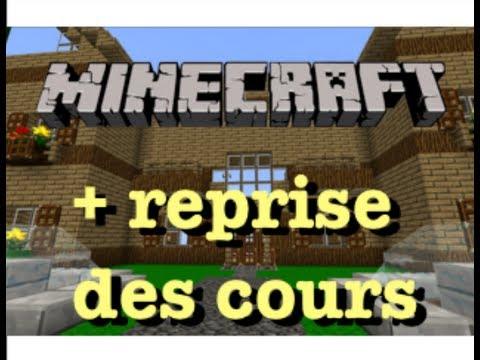 Minecraft construction de fou reprise des cours youtube - Minecraft construction de fou ...