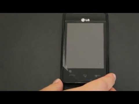 Tracfone LG 840G - Case and Screen Protector Review