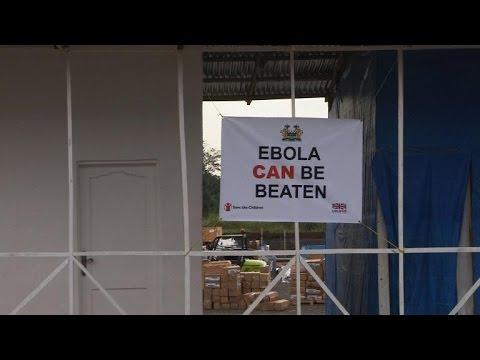 Sierra Leone: ouverture d'un centre de traitement d'Ebola