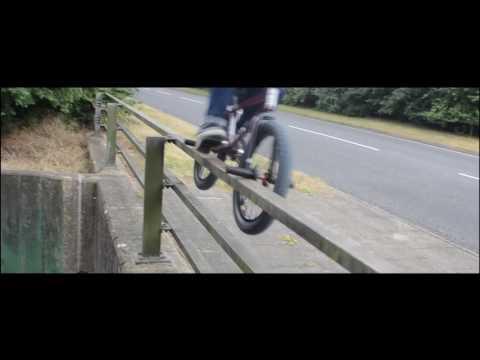 Werrington BMX DaveMedia